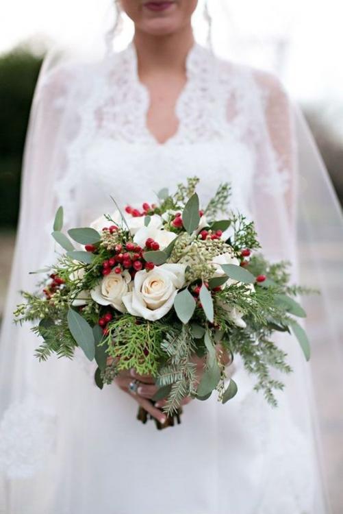 Весільні букети для нареченої, ідеї модних квіткових композицій 2020