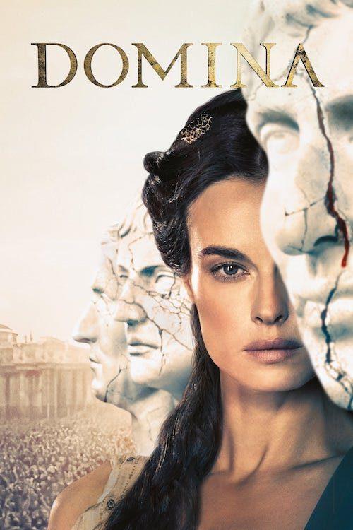 Історична драма Доміна (Domina) дивитись онлайн українською про дружину римського імператора Олівію, серіал про кохання і інтриги