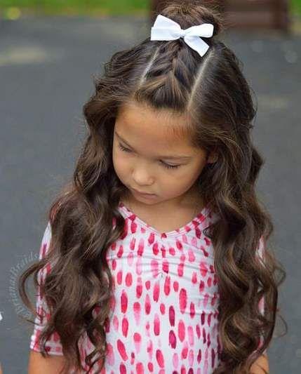 Зачіски для школярок на перше вересня
