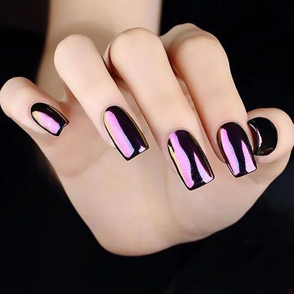 Манікюр для осіннього настрою: ідеї модного покриття нігтів з фото 2020-2021