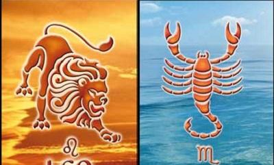 Сумісність знаків зодіаку Лева і Скорпіона