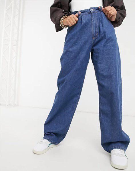 Дед багі джинси стрітстайл
