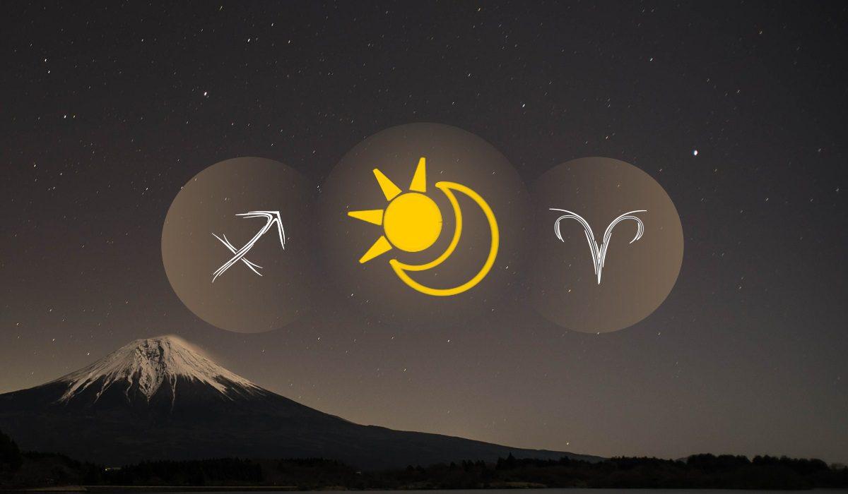 Овен – сонячний знак з висхідному Стрільці