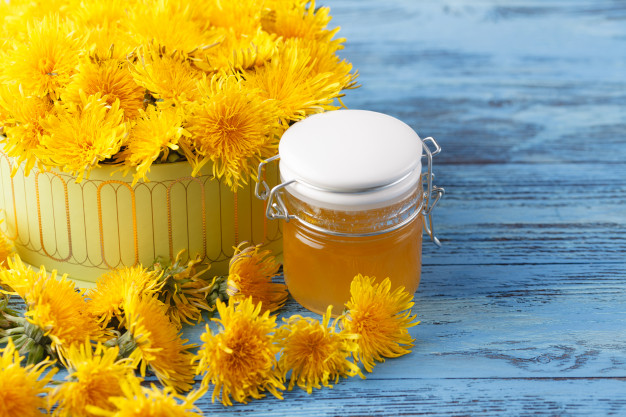 Рецепт меду з кульбаб