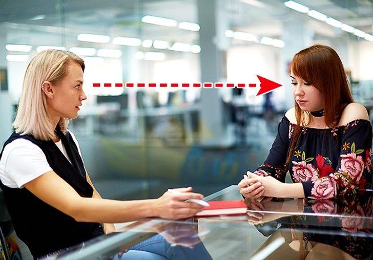 Секрети ділового спілкування: за допомогою пильного погляду можна тримати розмову під повним контролем