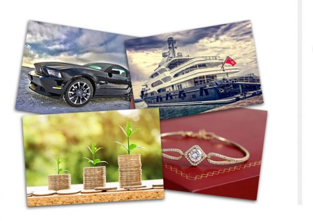 Дошка візуалізації мрій: як правильно оформити сектор багатства