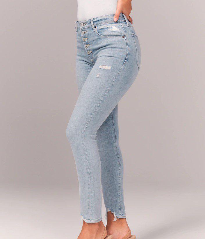 Види джинсів для жінок за кроєм, шириною, довжиною і посадкою на талії