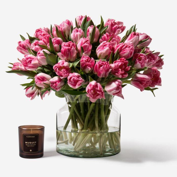 Що зробити, щоб тюльпани не в'яли