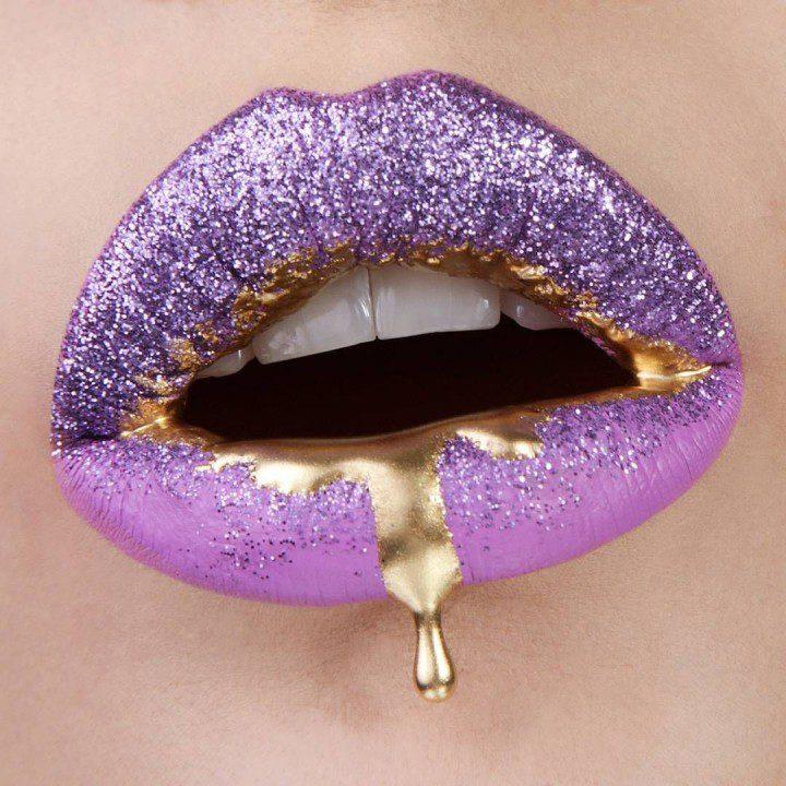 Кришталеві губи: модний тренд макіяжу - що це і як зробити самостійно, приклади