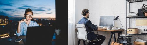 Поради психологів, як працювати вдома і правильно організувати робоче місце – окремий кабінет для ефективної роботи