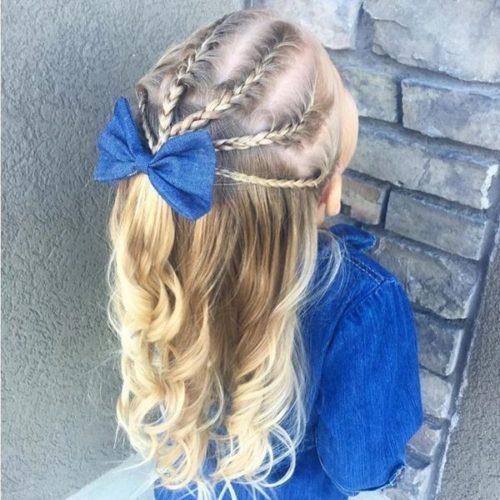 Зачіски для дівчат