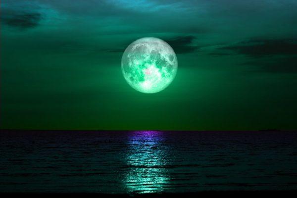 Повний Місяць у жовтні 2020 року: дві Повні або блакитний Місяць