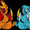 Гороскоп сумісності знаку зодіаку Лев і Водолій
