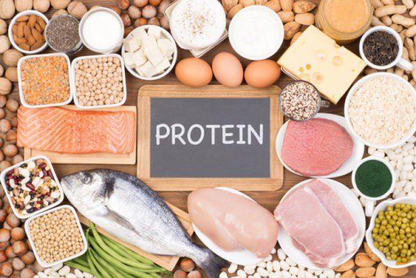 Добова норма калорій у розподілі на білки, жири і вуглеводи