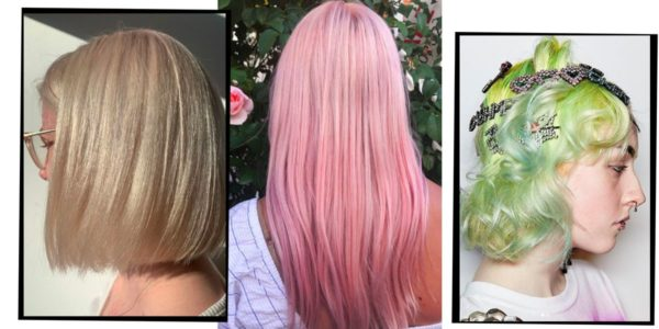Модний колір волосся 2020-2021