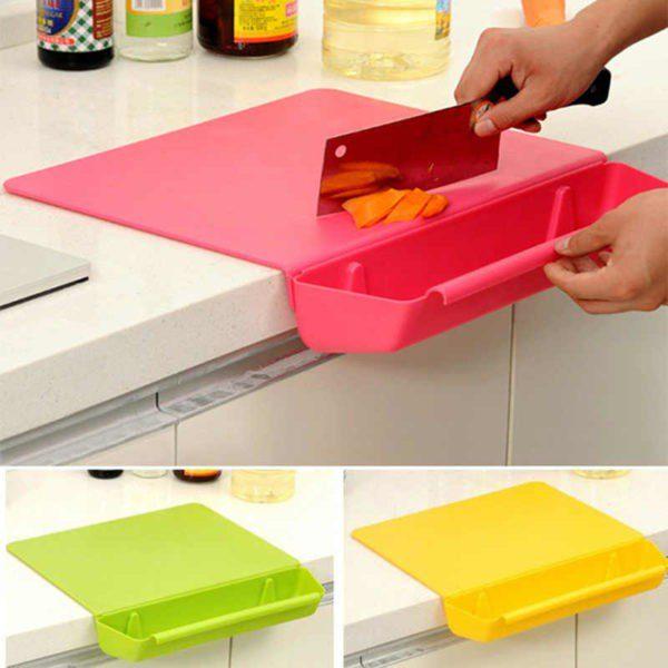 Як оновити кухонні дошки і позбавити їх запаху