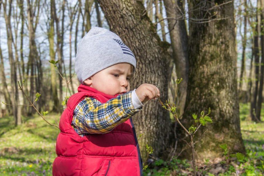 Вірші про весну для дітей різного віку