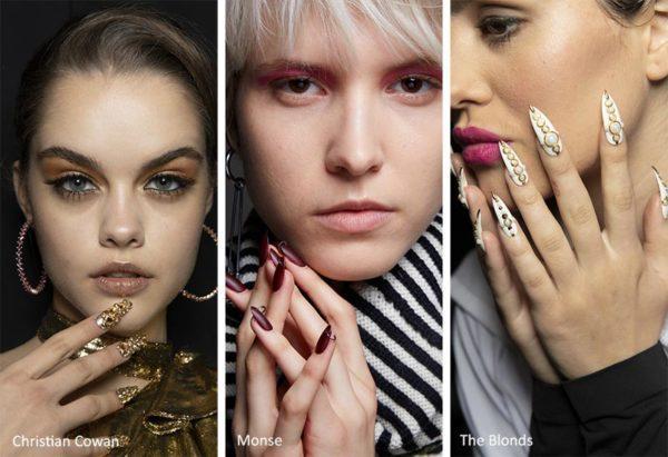 ідеї модного покриття нігтів з фото 2020-2021