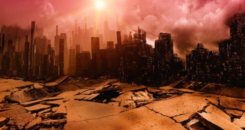 Стихія природи, на яку схожі люди знаку Телець - це землетрус
