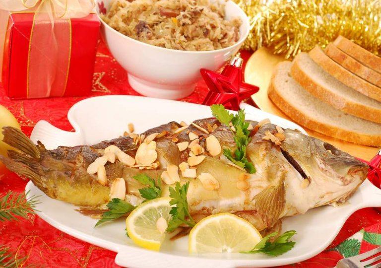 Меню на новорічний стіл: дві смачні страви з риби