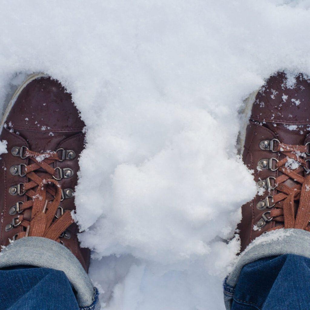 Взуття можна сушити - Господиня - Сайт для жінок Ганок 3774ecc6d7758