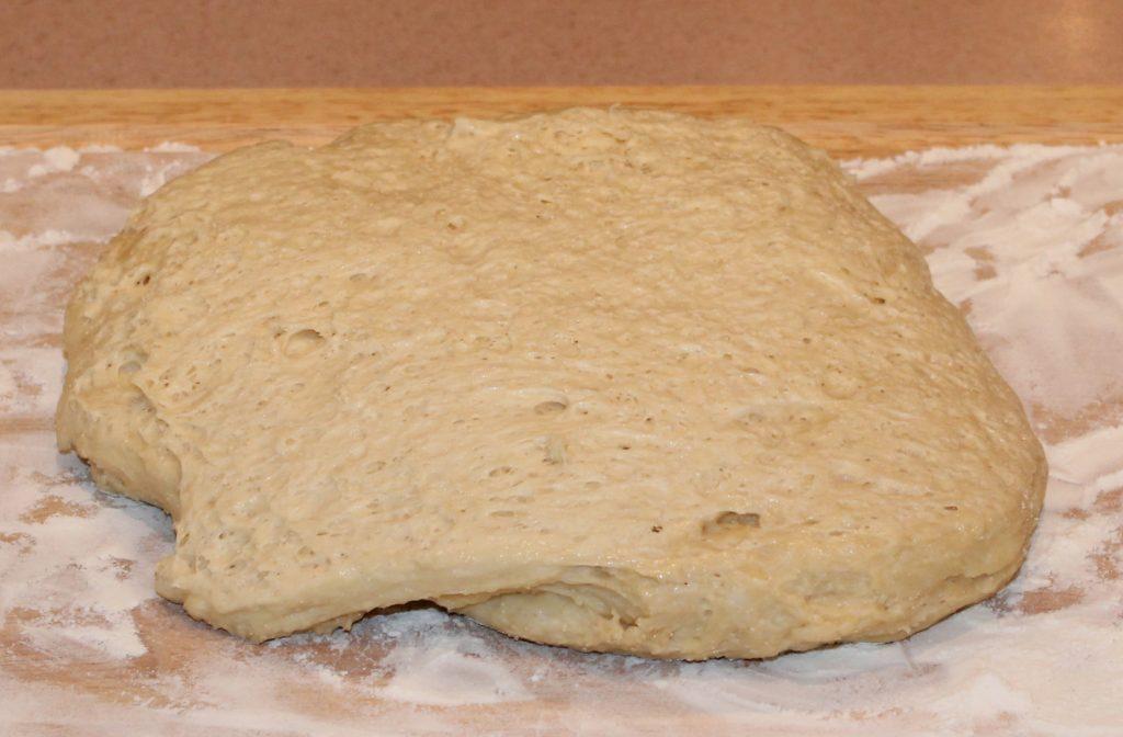 готуємо тісто для медового печива