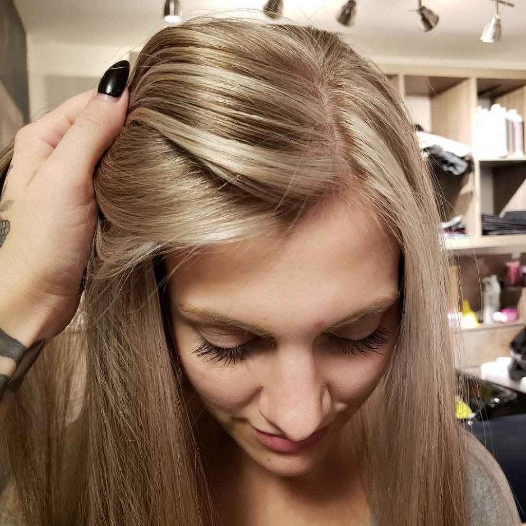Модні відтінки Блонд