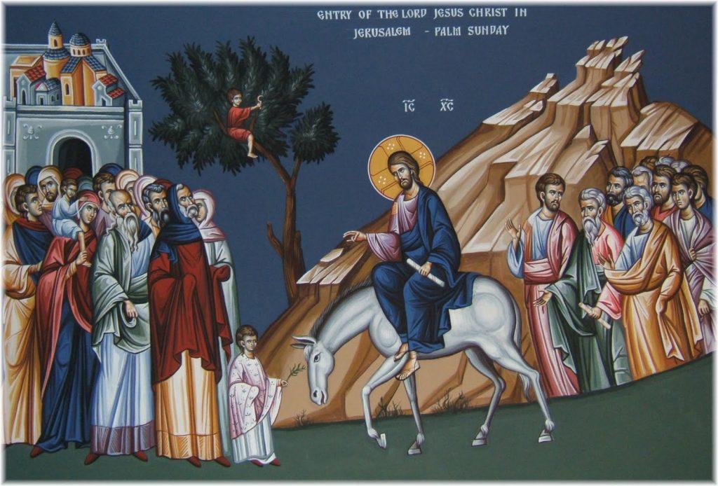 Вірші для дітей на Вербну неділю