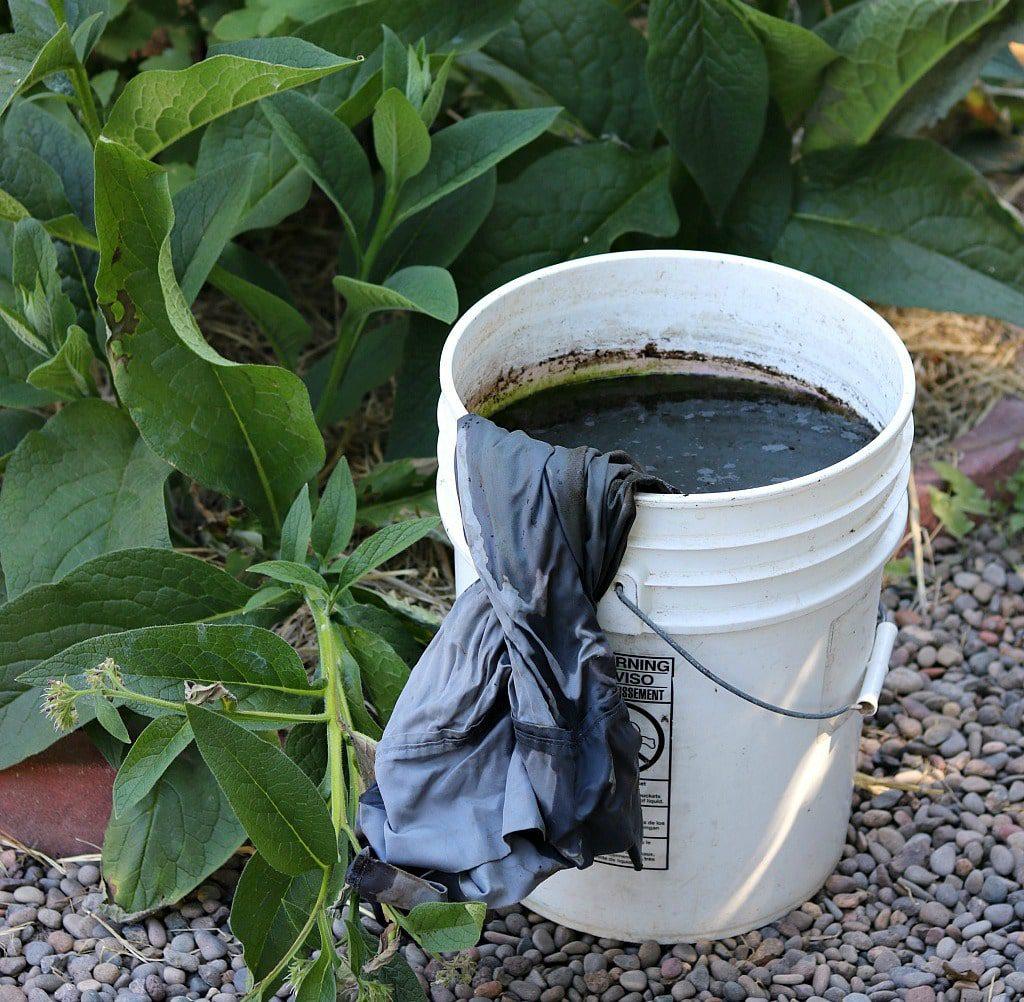 Кропива, як органічне добриво для рослин