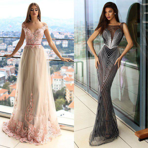 Випускний 2019: сукні до свята у класичному стилі