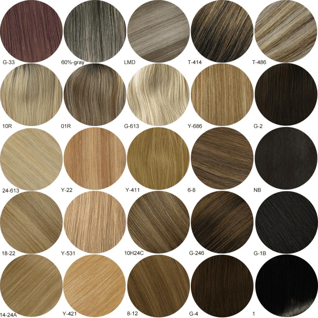 Як правильно вибрати фарбу для волосся