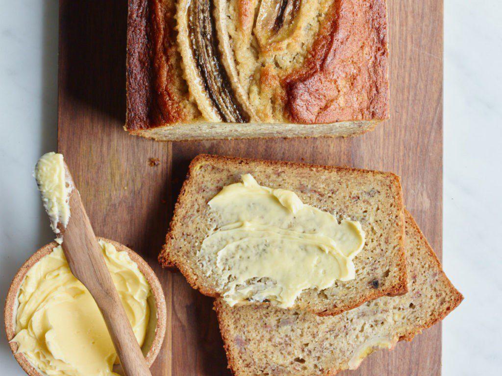 рецепт бананового хліба
