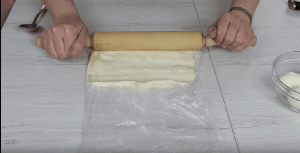Закуска з плавлених сирків, покроковий рецепт з фото
