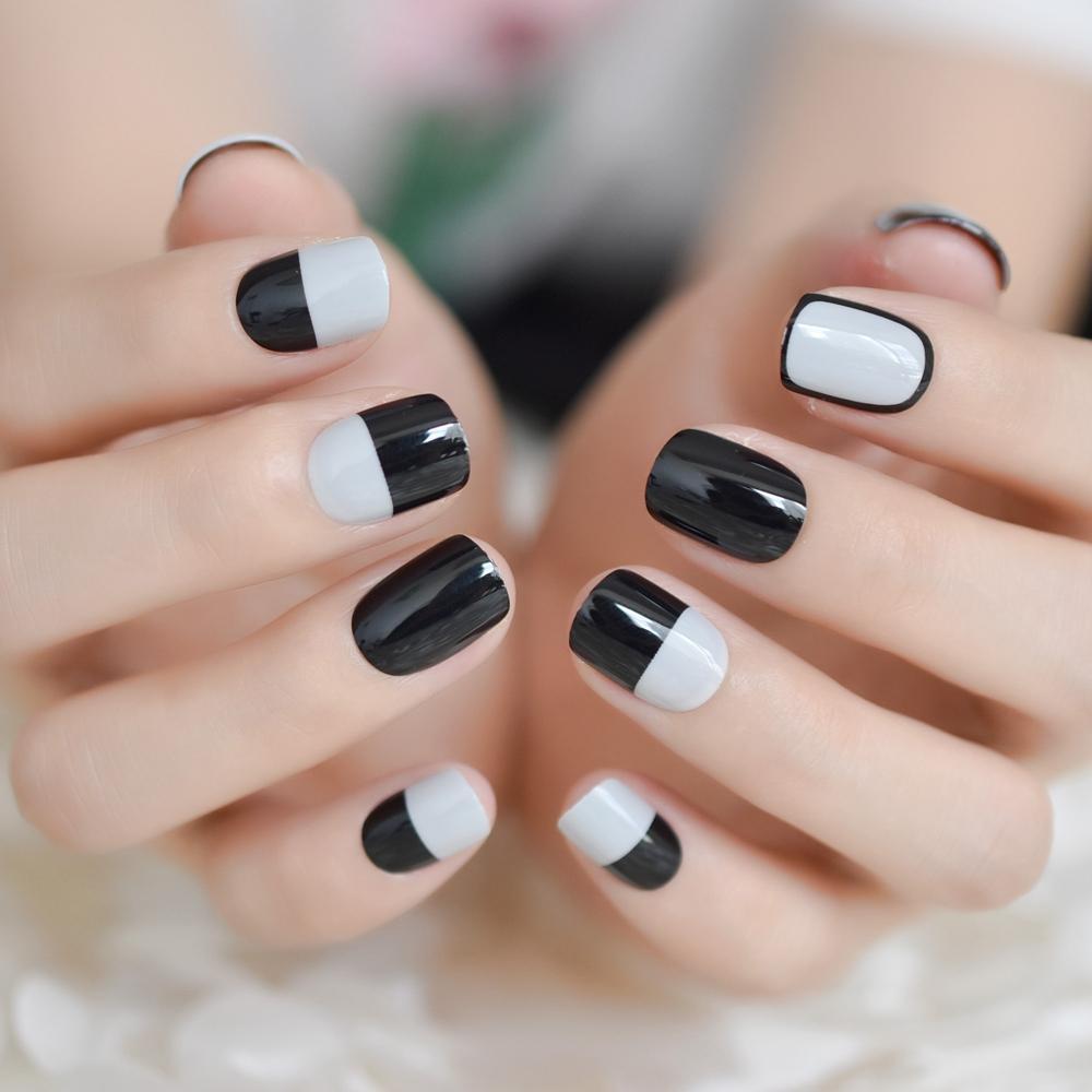 Модний манікюр, як вибрати форму нігтів