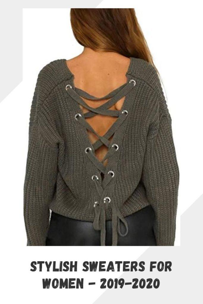 Модний светр осінь-зима 2019-2020