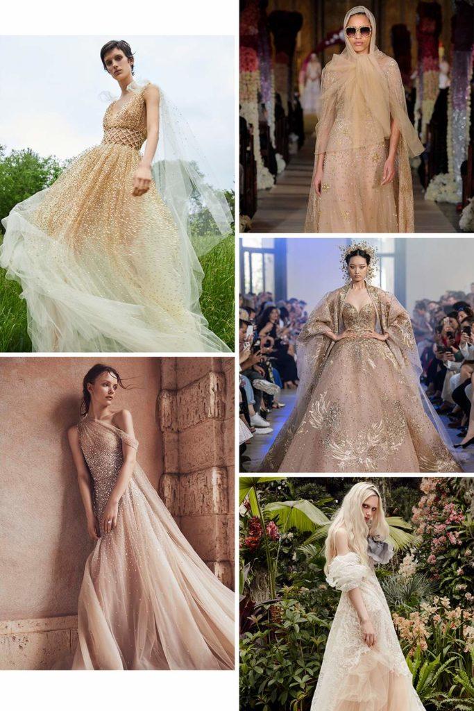 Весільні сукні, модні тренди 2020