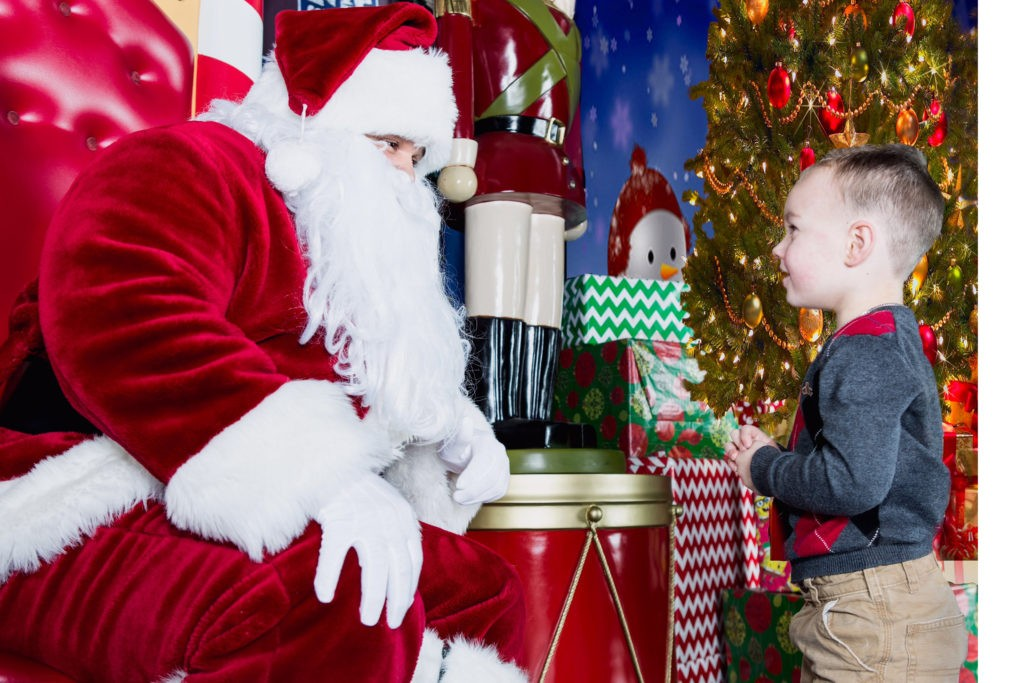 Вірші про Діда Мороза для дітей від 3 років