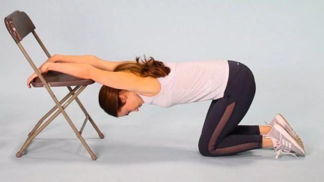 Як побороти безсоння за допомогою вправ на розтяжку