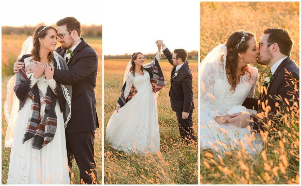 весілля у листопаді