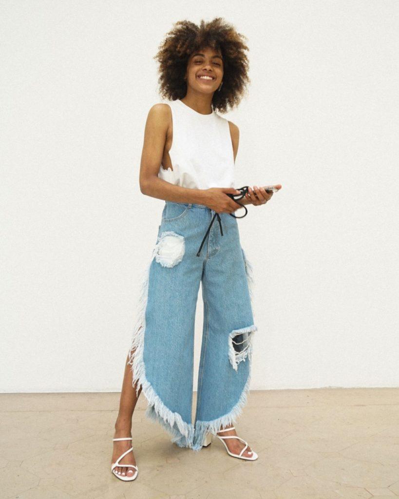Модні джинси 2020