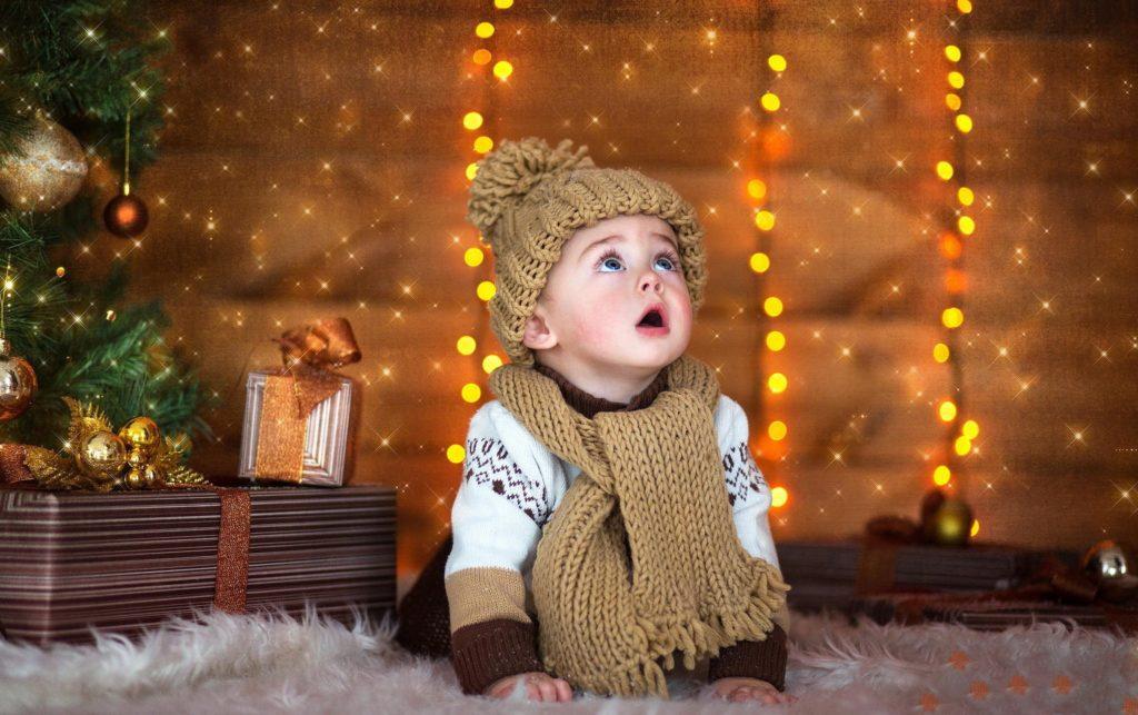 Вірші на Новий Рік для дітей про ялинку і святкування
