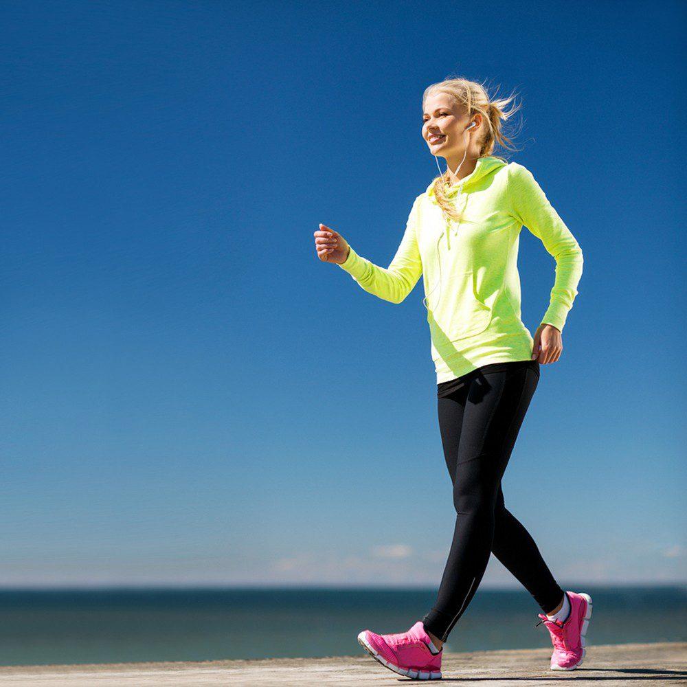 Схуднути можна, якщо правильно ходити за планом