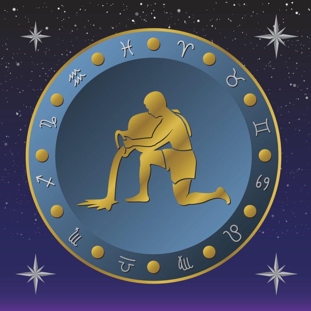 Любовний гороскоп для чоловіка знаку зодіаку Водолій на вересень 2021 року.
