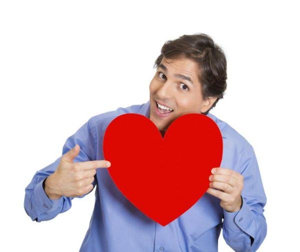Смс привітання на День Святого Валентина для чоловіка і для дружини