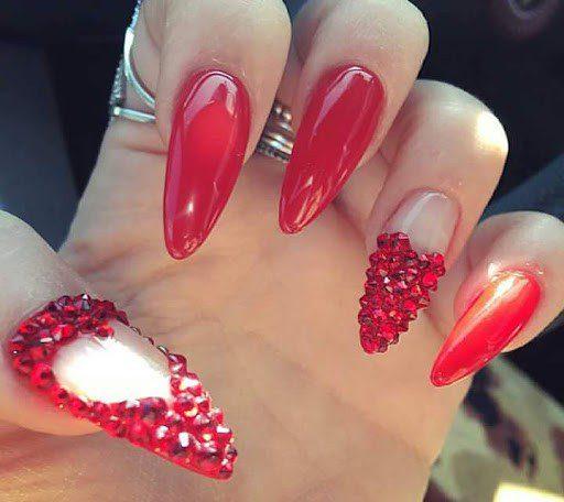 День Святого Валентина 2020: ідеї манікюру до Дня закоханих