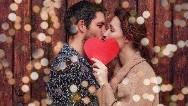 День Святого Валентина привітання для любого чоловіка і для коханої жінки
