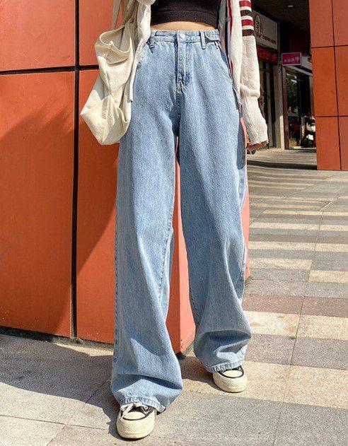 Релакс багі джинси