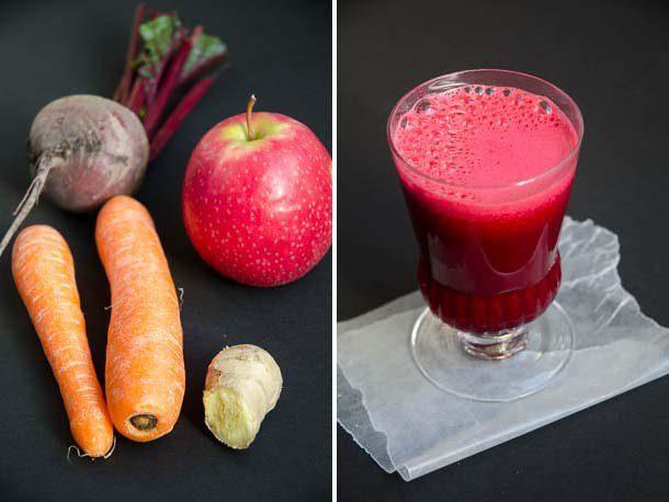 Народний рецепт напою з буряку для здоров'я печінки