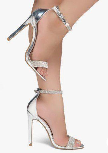 Блискуче взуття, блискучі туфлі, блискучі босоніжки
