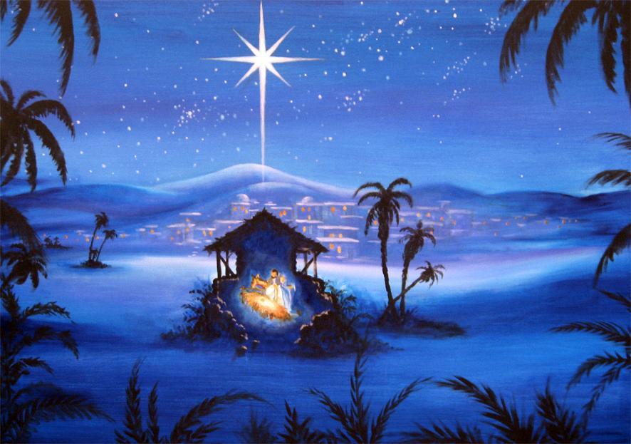 Віфлеємська зірка символізує народження Спасителя - Ісуса Христа